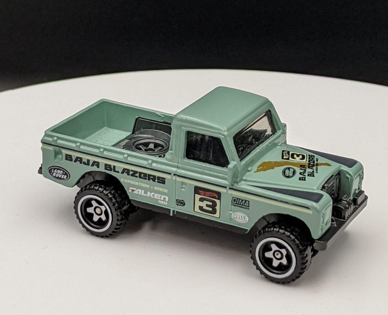 Land Rover Series II HW
