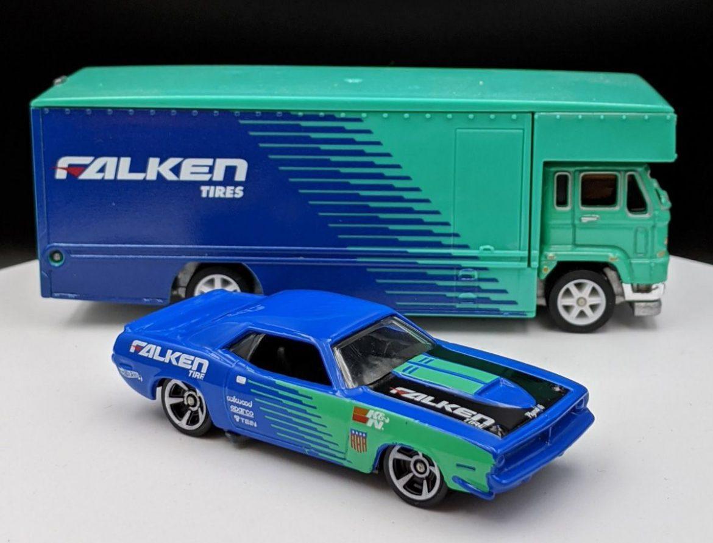 Falken Tires Dodge Challenger