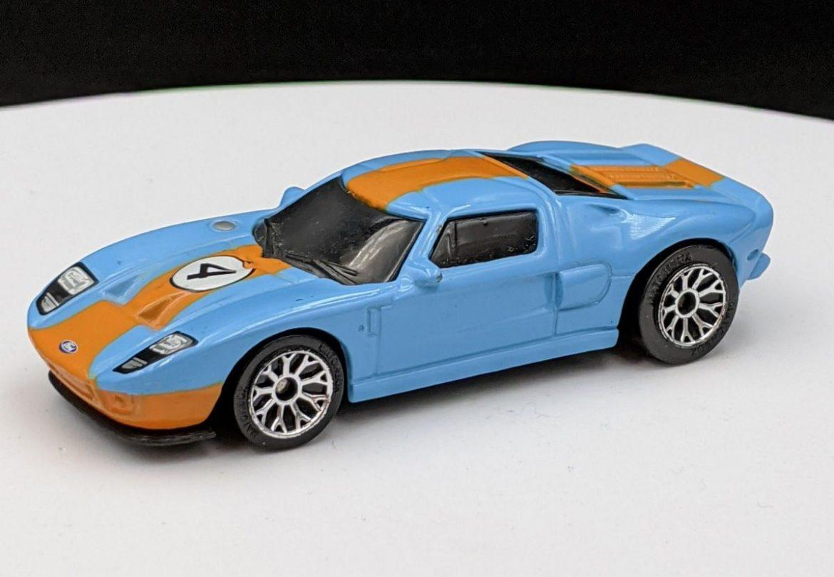 Ford GT Gulf Colours
