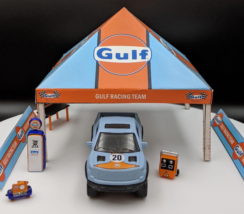 Gulf Ford F150 Raptor