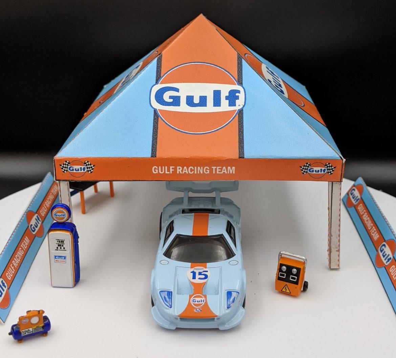 Gulf Ford GT LM Gen 2