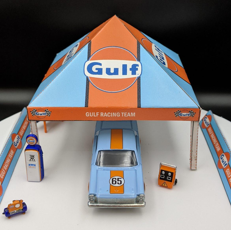 Gulf Ford Galaxie 500