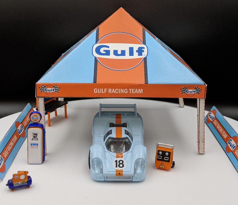 Gulf Porsche 917 LM
