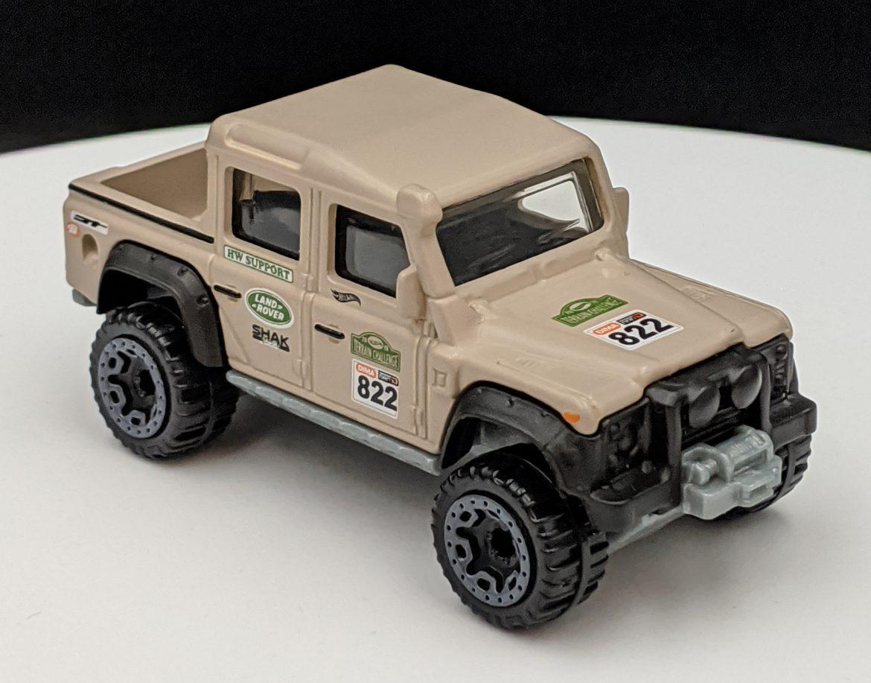 Land Rover Defender Dual Cab