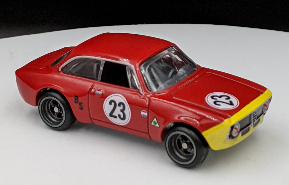 Alfa Romeo GTA – Race