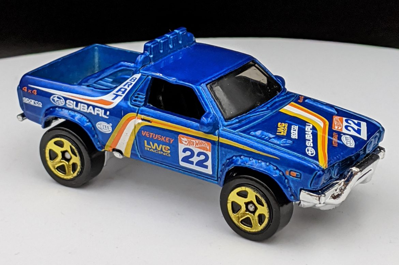 Subaru Brumby (Brat)