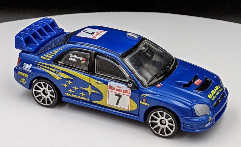 Subaru WRC WRX
