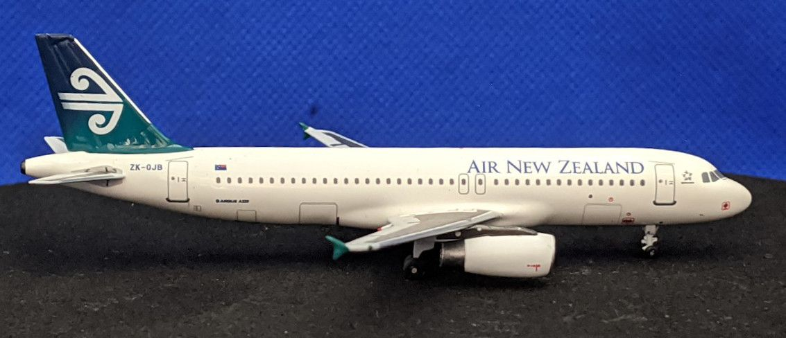 Air New Zealand Airbus