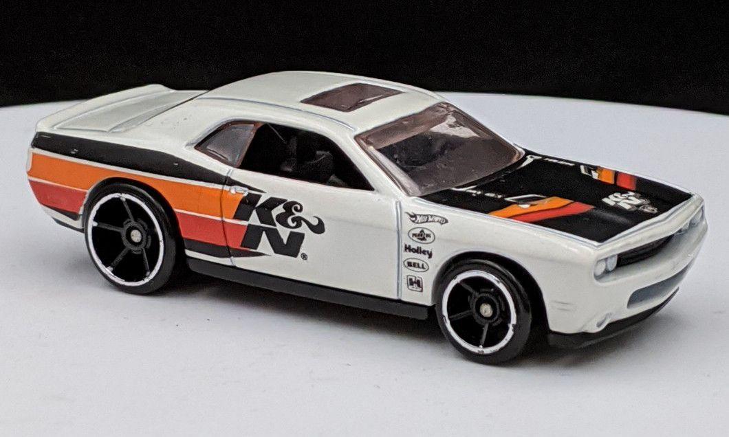 Dodge Charger K&N