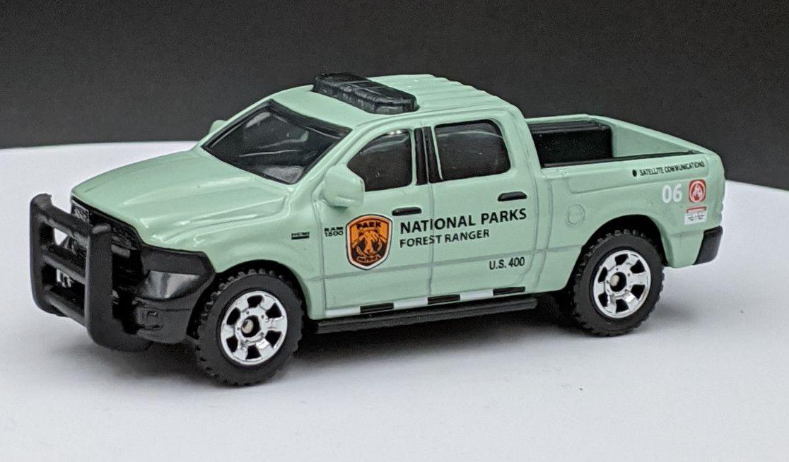 Dodge Ram 1500 National Parks Livery