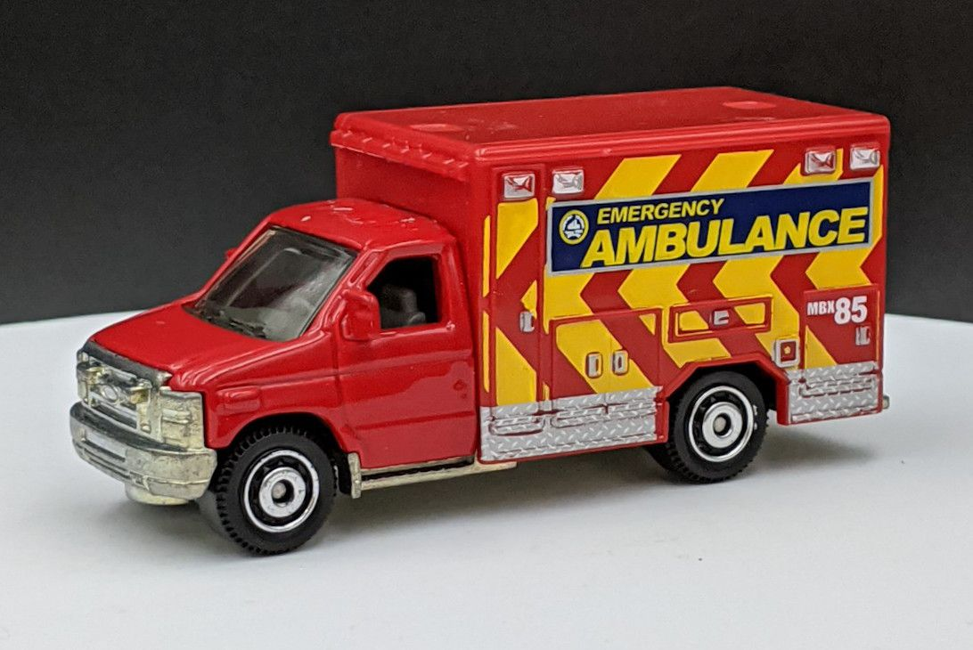 Ford E350 Ambulance