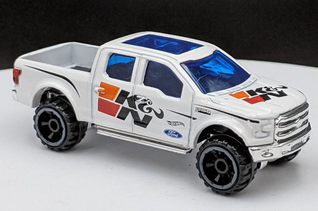 Ford F150 K&N