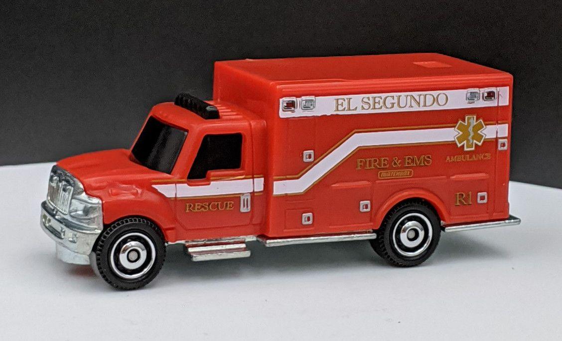 International Ambulance