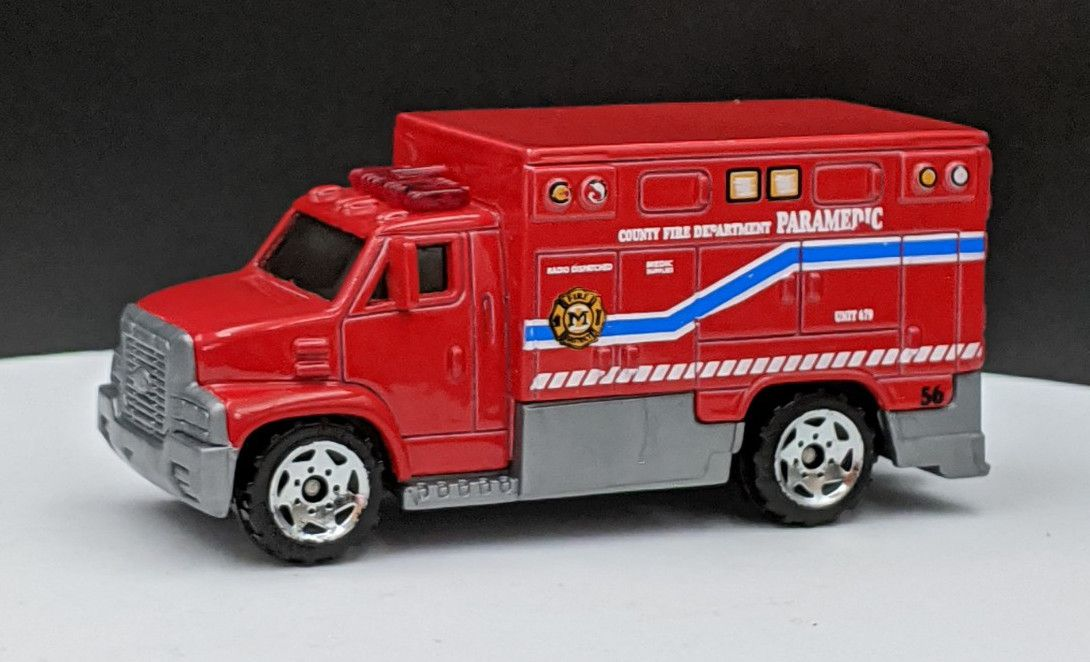 MBX Ambulance
