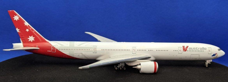 V Australia Boeing 777 300 ER
