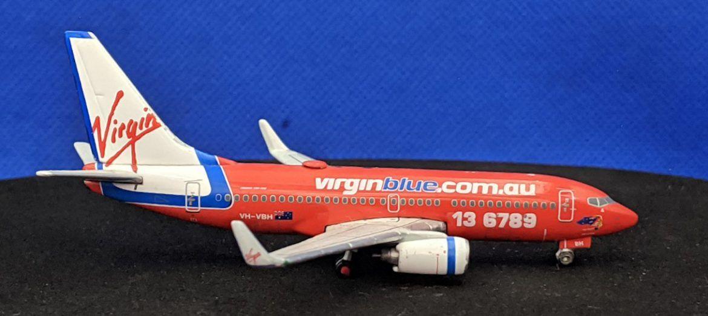 Virgin Blue 737 800