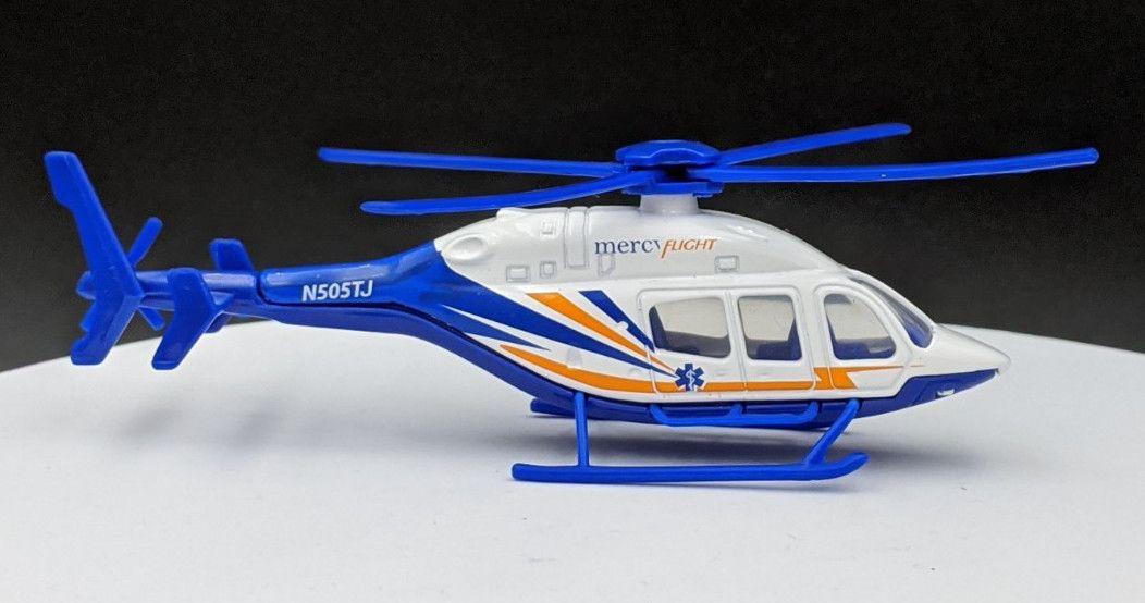 Bell 429 Medivac Livery