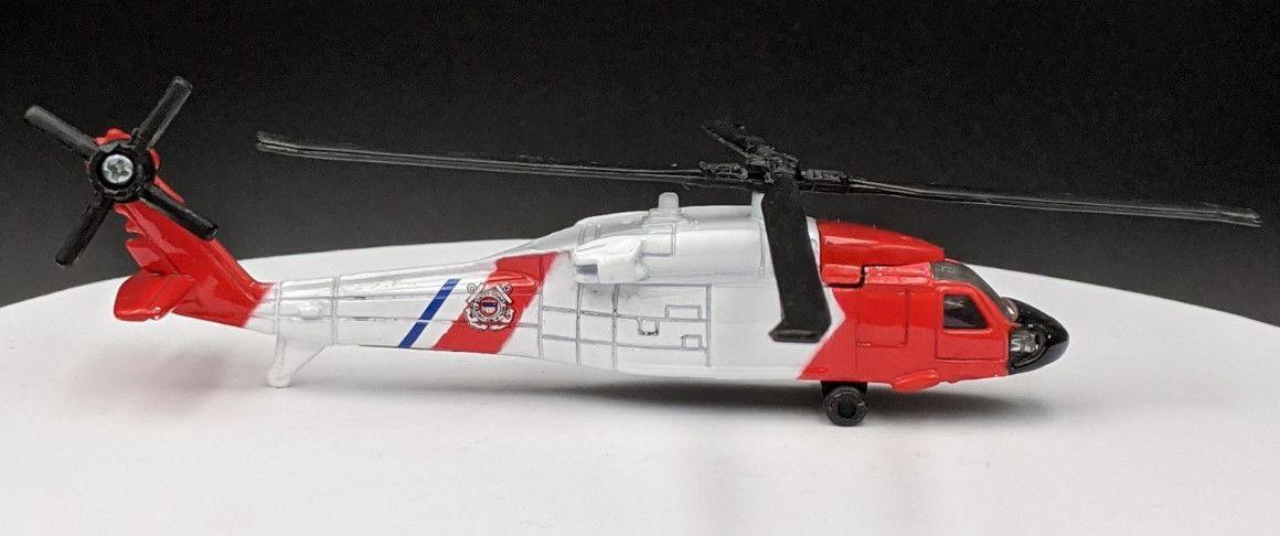 Coast Guard Black Hawk
