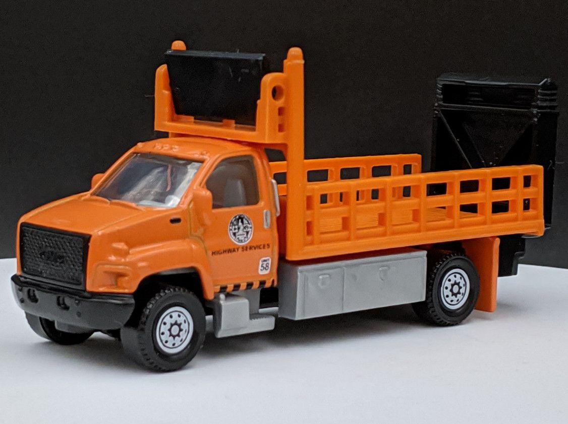 GMC Roadworks Truck