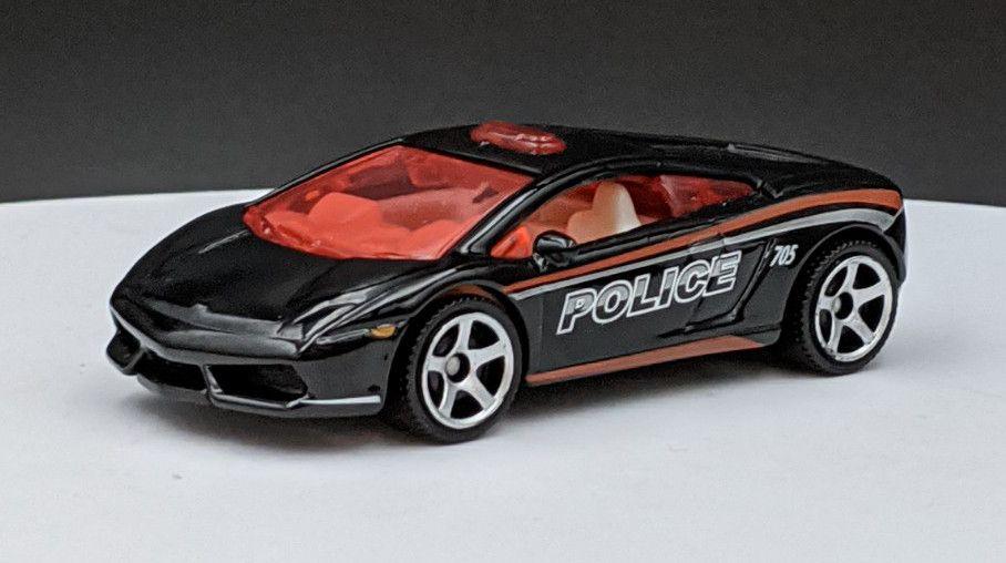 Lamborghini Gallardo Police Livery
