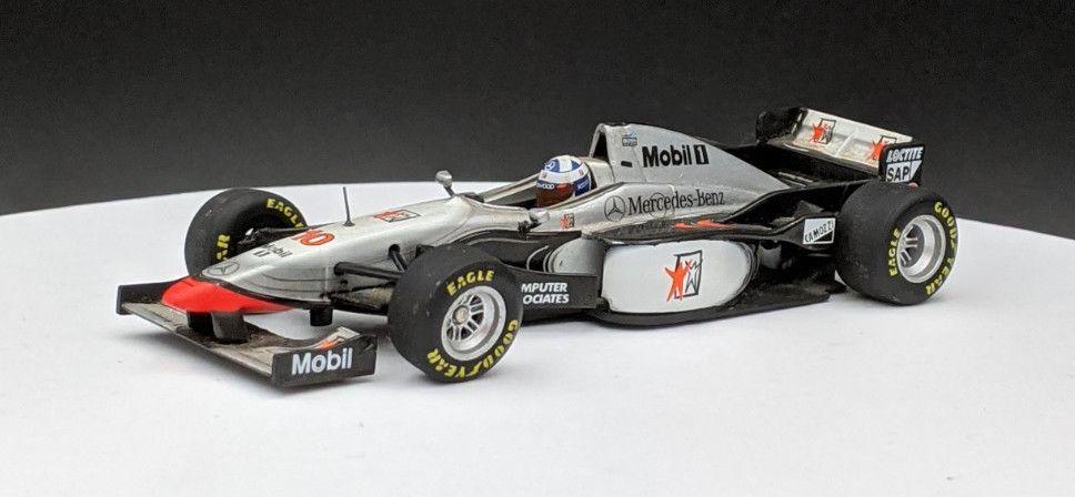 McLaren Mercedes MP4-12