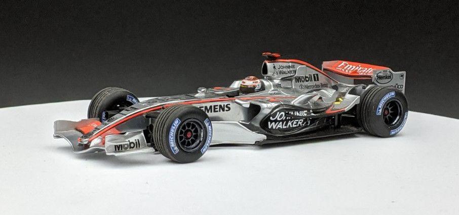 McLaren Mercedes MP4-21