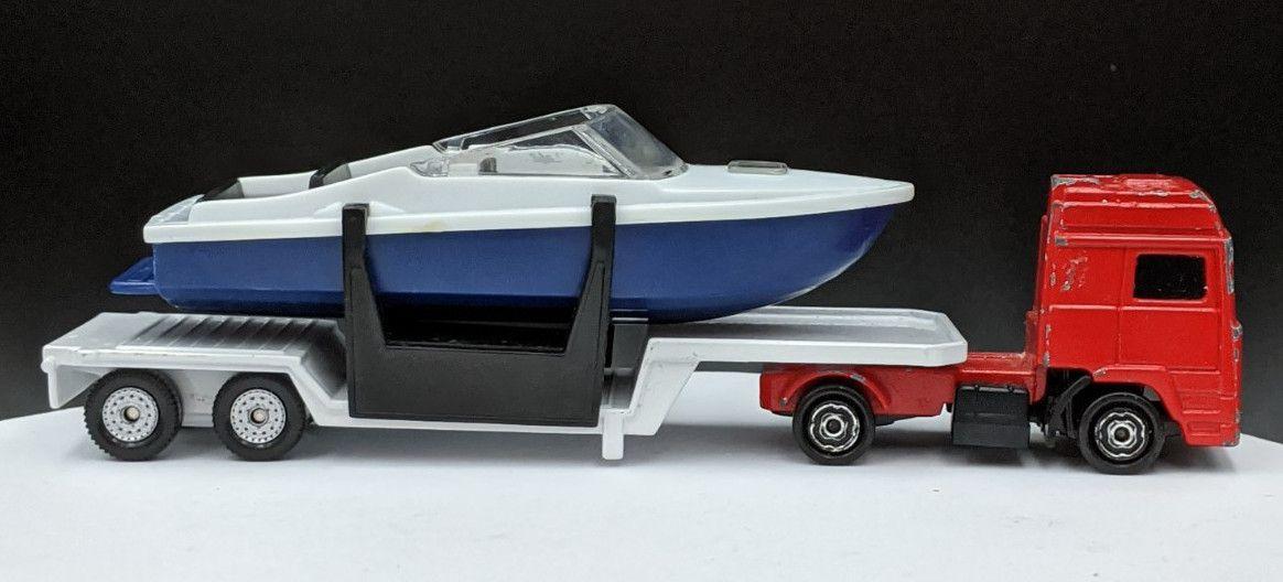 Boat on Trailer