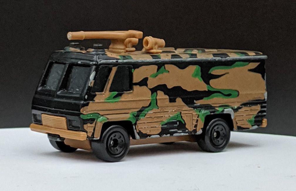 MBX Command Vehicle