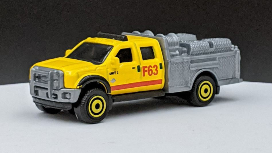 Ford F350 Superduty Fire Truck