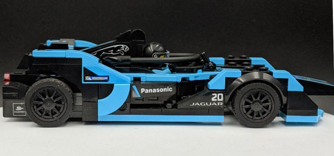 Jaguar Formula E Gen 2