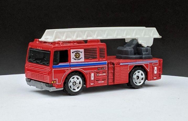 MBX Ladder Fire Truck