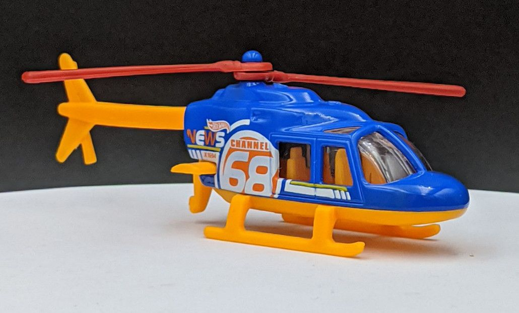 Helicopter New Livery