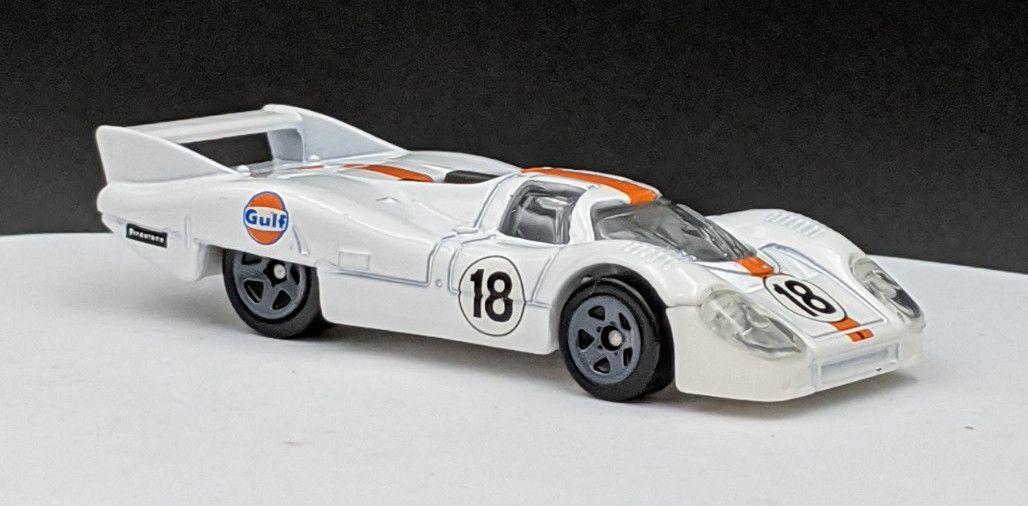 Porsche 917 LH Gulf Livery