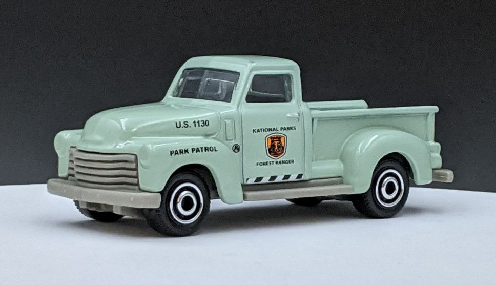 Chevy C10 National Parks Livery