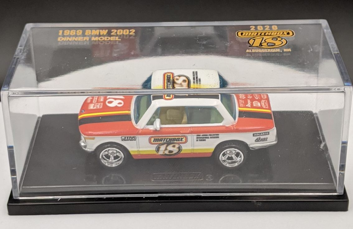 2020 Matchbox Gathering Dinner Model 1 of only 75 produced