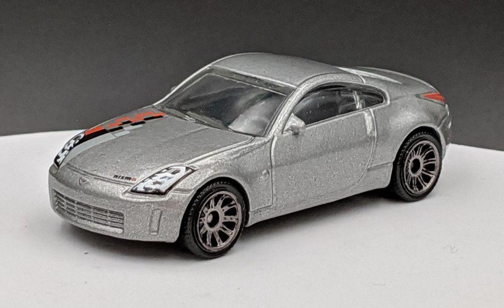 Nissan 350Z Nismo Livery