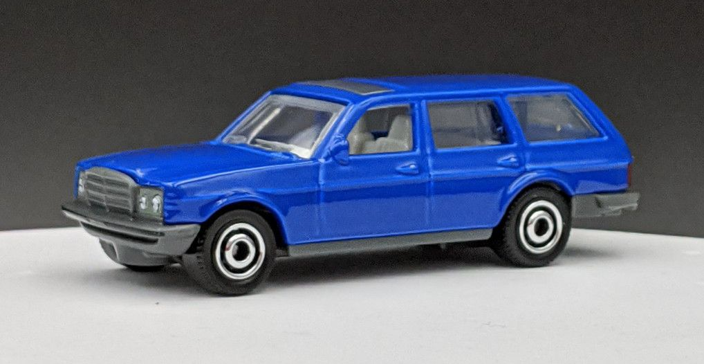 Mercedes Benz Wagon