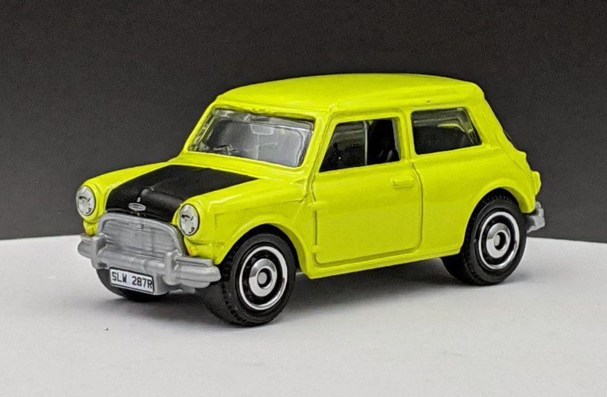 Mini – Mr Bean Livery