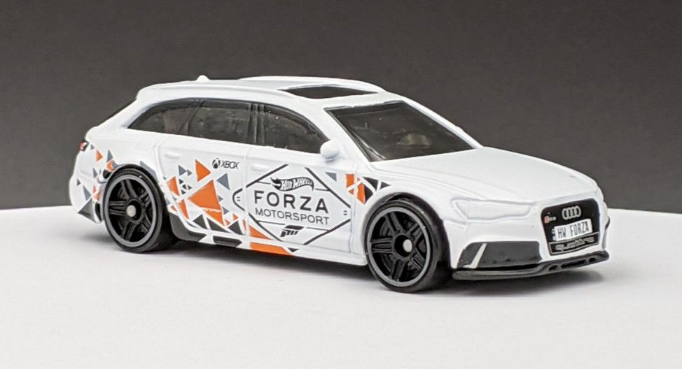 Audi RS6 Forza Livery