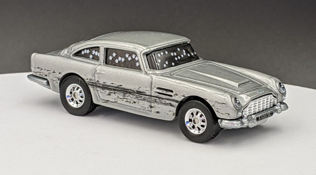 Aston Martin DB5 Bond Film