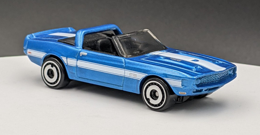 Shelby '69 GT500 Convertible