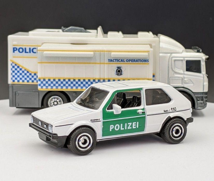 VW Golf Polizei Livery
