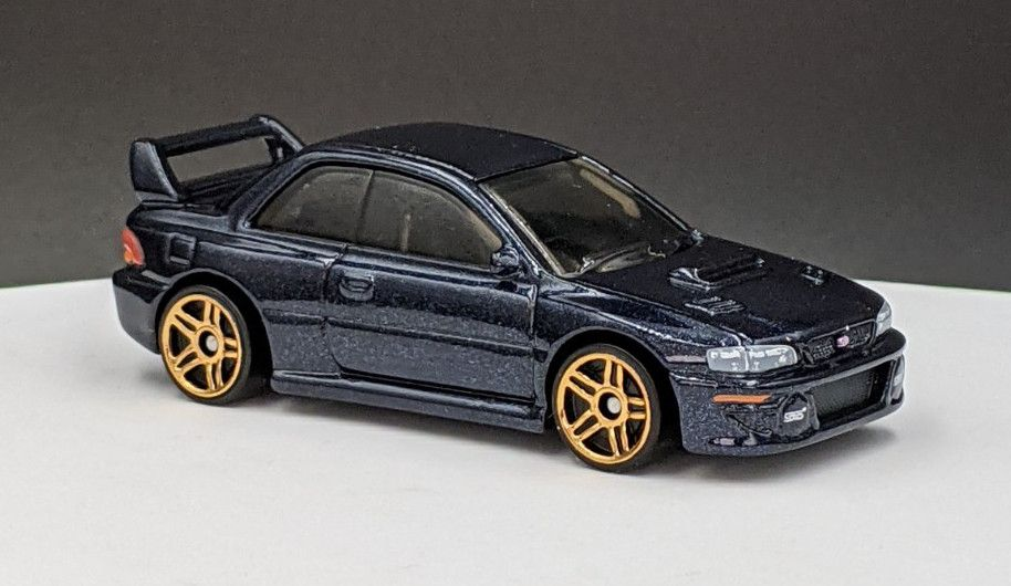 Subaru WRX 22B STI