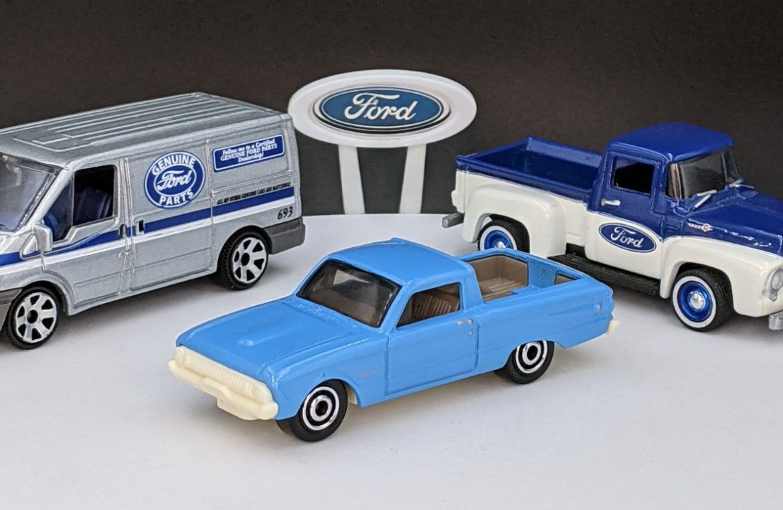 Ford Falcon/Ranchero Ute