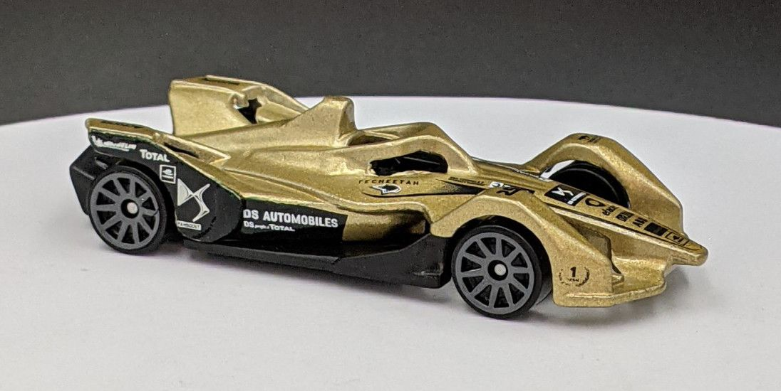 Formula E Gen 2 – DS Automobiles livery