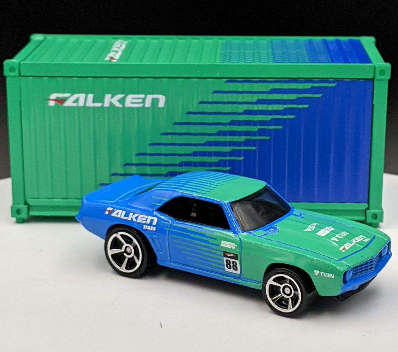 Chevy Camaro Falken Livery