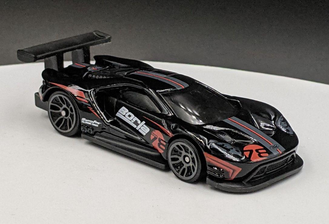 Ford GT LM Borla Livery