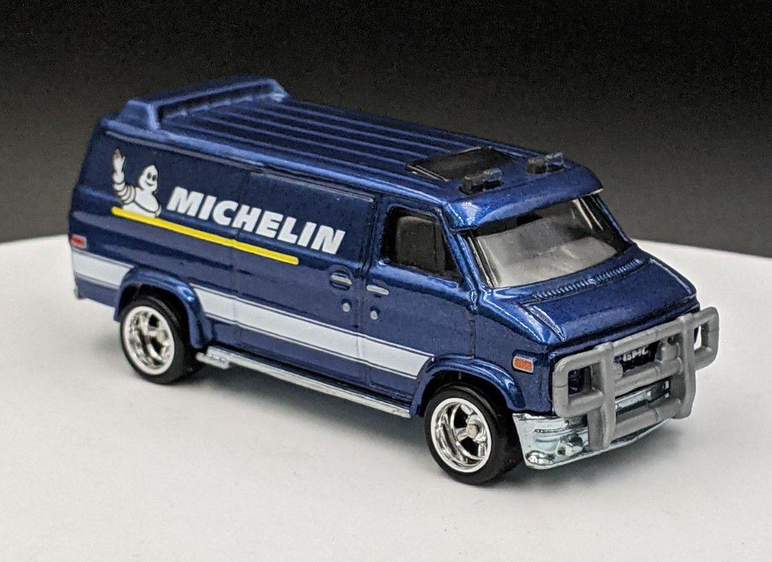 GMC Van Michelin Livery