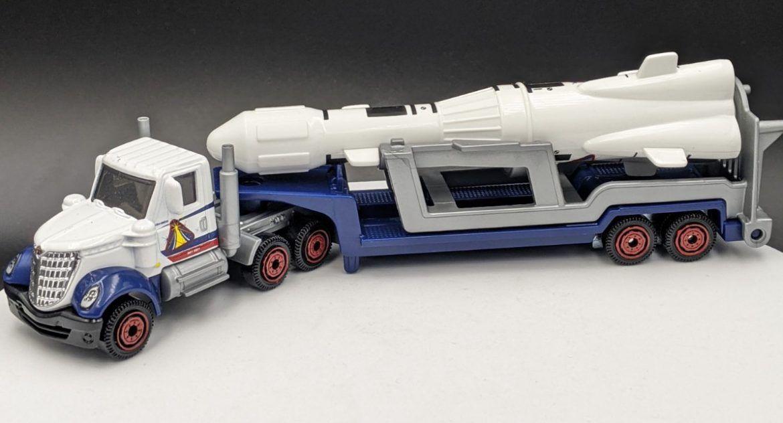 MBX Rocket Transport Truck