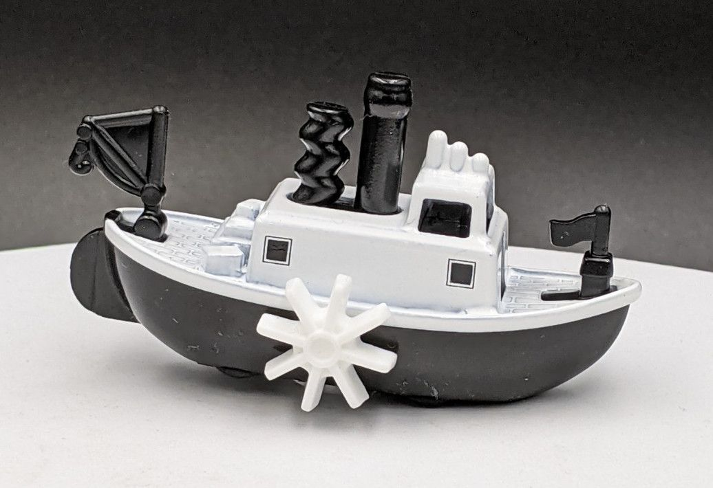 Steam Boat Willy (Mickey Mouse)